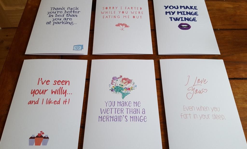Love Layla Designs Rude Valentine's Day Cards (2)
