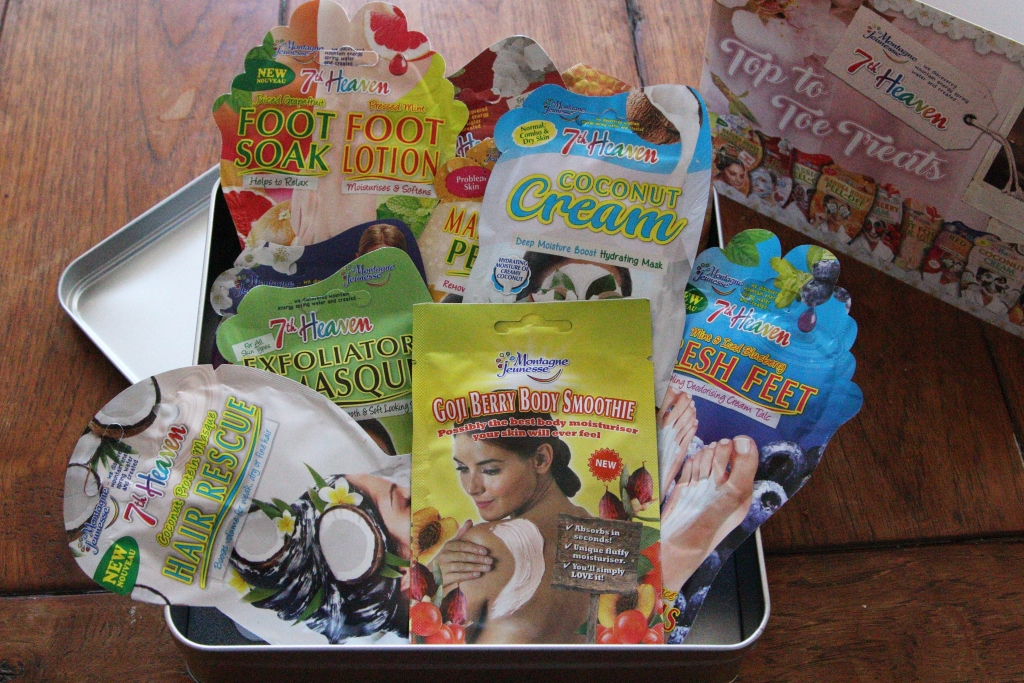 7th Heaven face masks: Mother's day presents - gift guide for mother's day present ideas