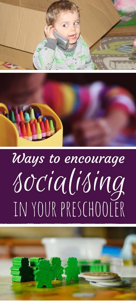 Are you worried that your child does not socialise at nursery or preschool? Here are some ways to encourage socialising in your child, and help them do well at preschool? #toddler #preschooler #preschool #socialskills #socialising #children #parenting #parentingadvice