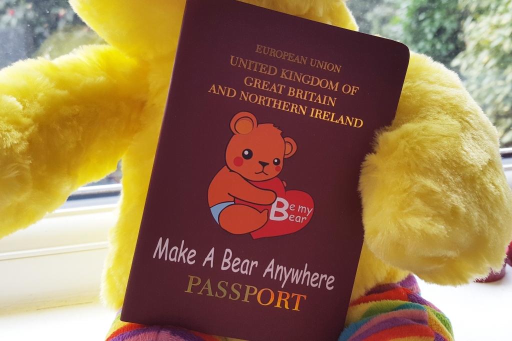 Be my bear passport