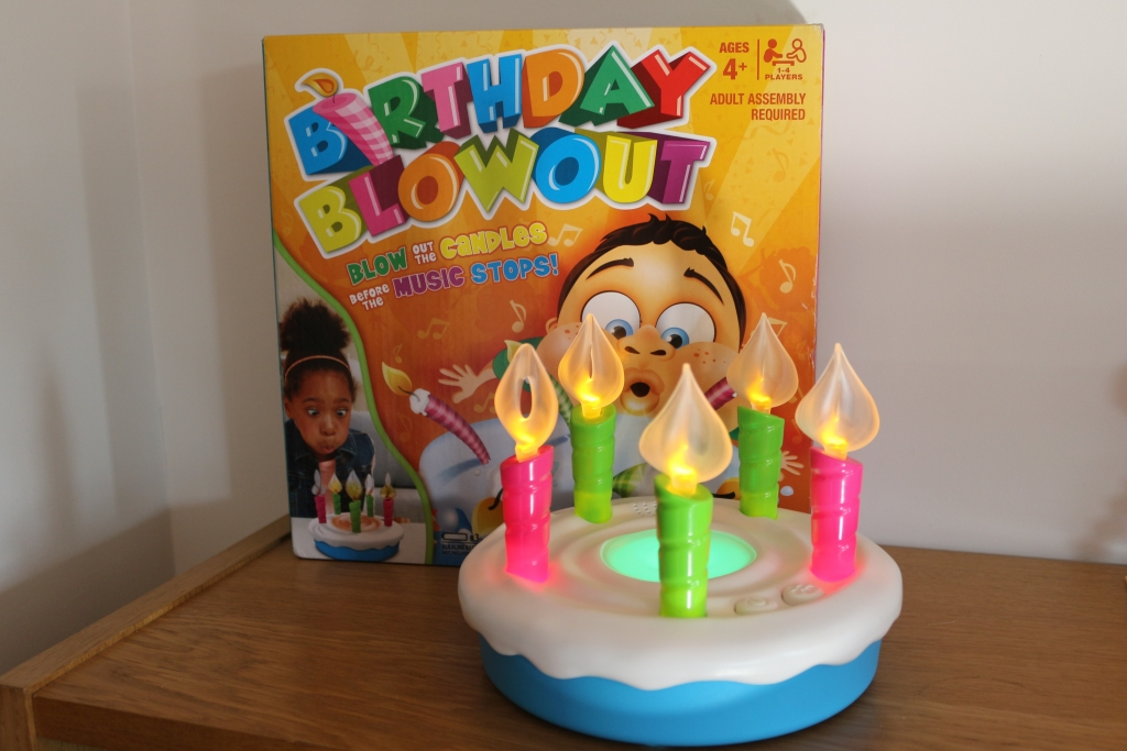 Birthday Blowout Game Review Blow The Candles Out To Win