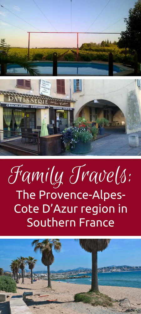 Fancy a family holiday to the Provence-Alpes-Cote D'Azur region in Southern France Me too! Here I take a look at why the South of France makes the perfect holiday destination for families with small children #familytravel #france #southoffrance #southernfrance #prevence #cotedazur #travel #europe #france