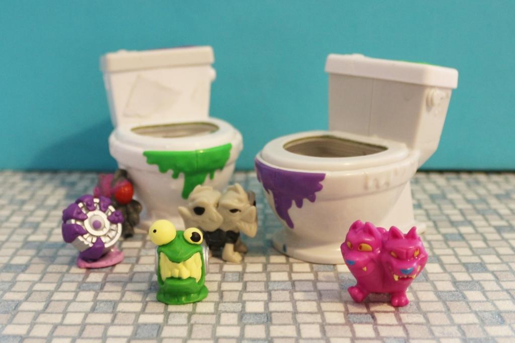 Flush Force Flushies