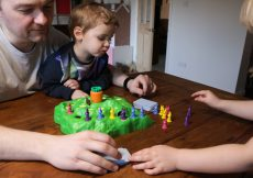 Funny Bunny review - Ravensburger Children's board game (7)