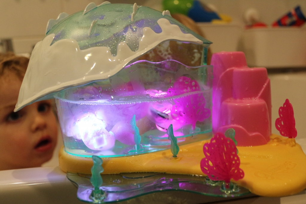 Glimmies Aquaria Glimsplash Playset review