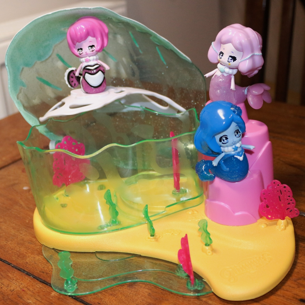 Glimmies Aquaria Glimsplash playset (6)