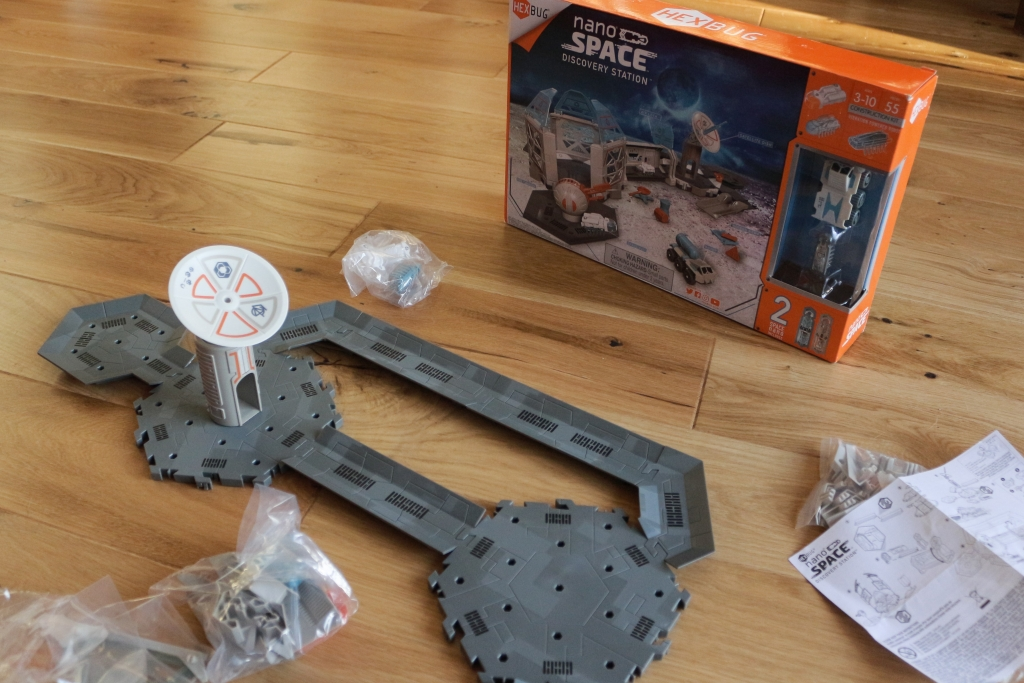 Hexbug Nano Space Discovery Station review (2)