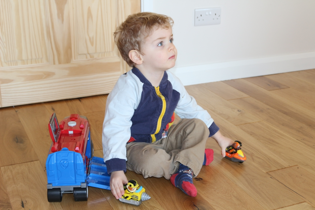 Paw Patrol Mission PAW Mission Cruiser and Mini Vehicles