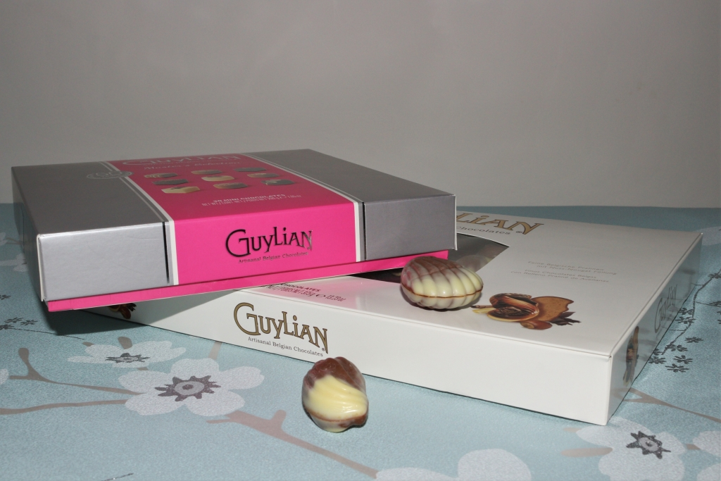 Guylian Chocolates for Mother's Day present