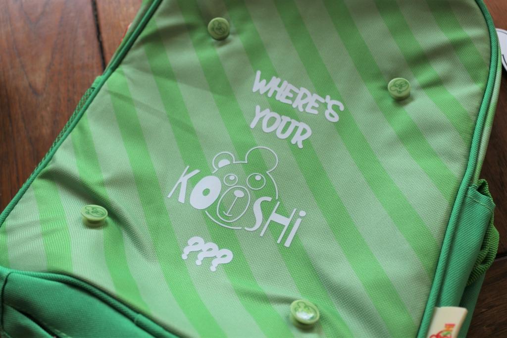 Kooshi bag - where's your kooshi?