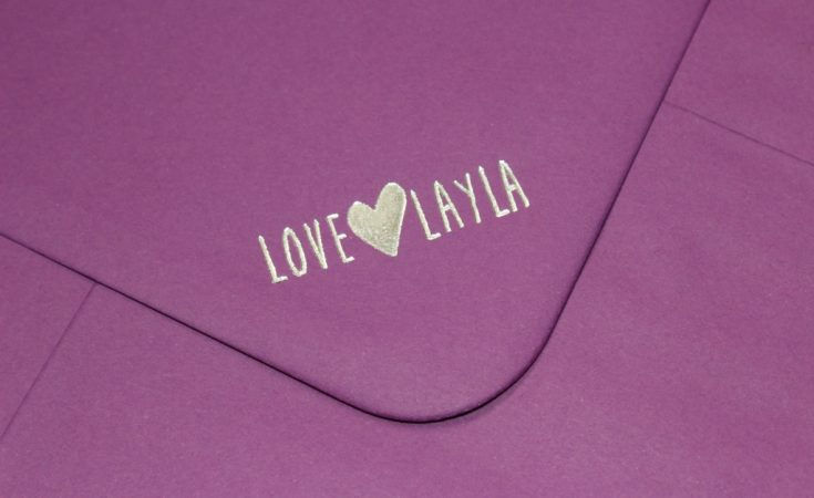 Love Layla - funny Mother's Day cards, wrapping and gifts (2) Envelope