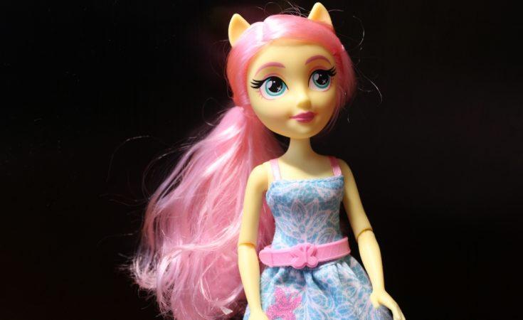 My Little Pony Equestria Girls Fluttershy doll (4)