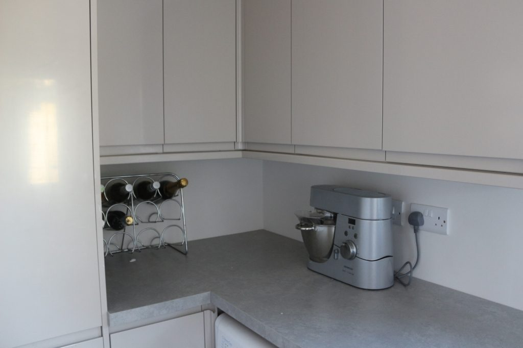 Nice Howden's units in utility room