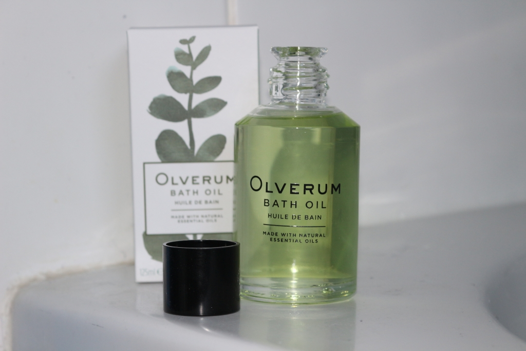 Olverum bath oil - mother's day gifts