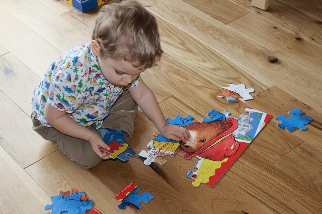 Ravensburger Giant Floor Puzzle Paddington review
