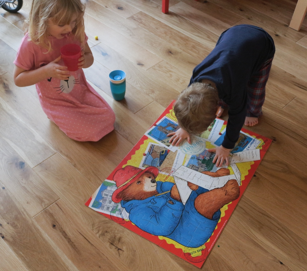 Ravensburger Giant Floor Puzzle Paddington (29)