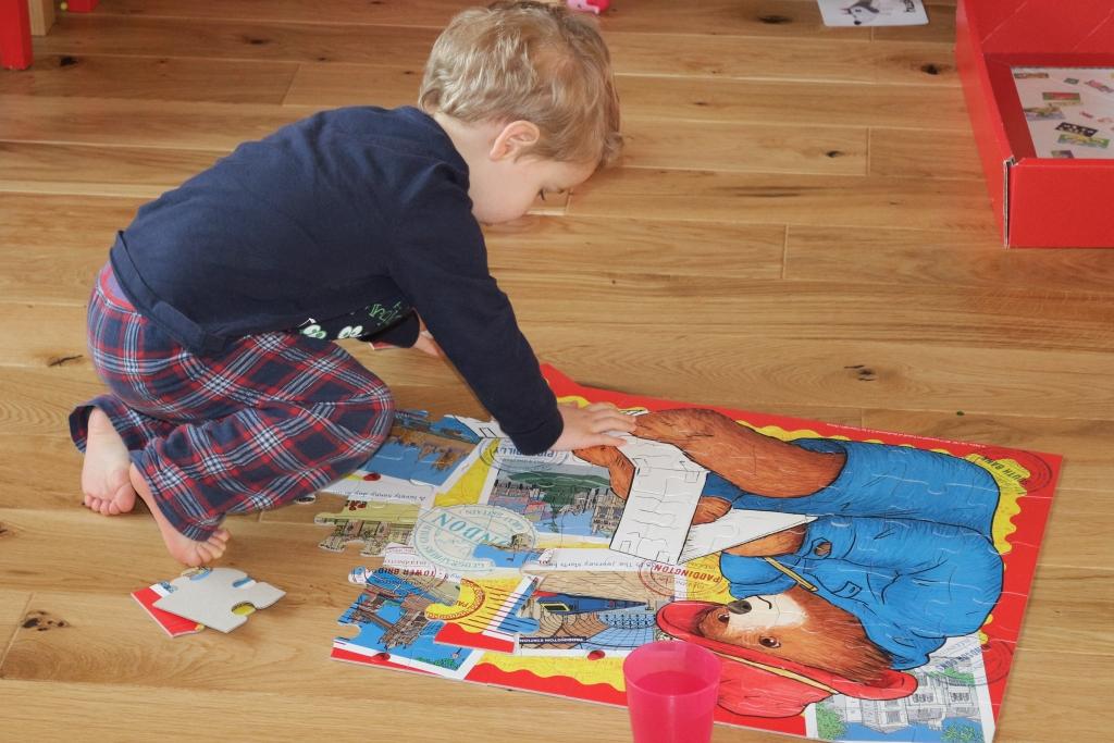 Ravensburger Paddington Giant Floor Puzzle review