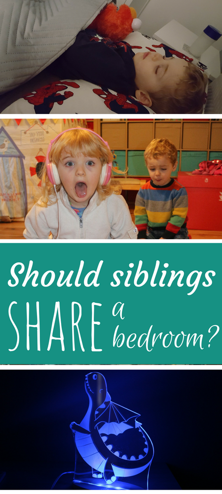 Should boy/girl siblings share a bedroom? Or are they better off sleeping in separate rooms? This is why and how we separated our two children into different bedrooms #children #toddlers #momlife #mom #parenting #parentingadvice #parentingtips #siblings #mum