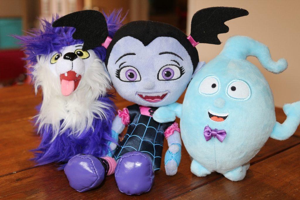 Vampirina plush toys