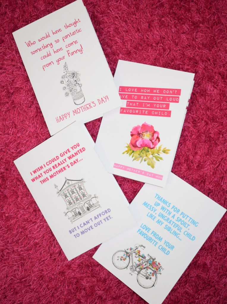 buy Love Layla funny rude Mother's Day cards with discount code (21)