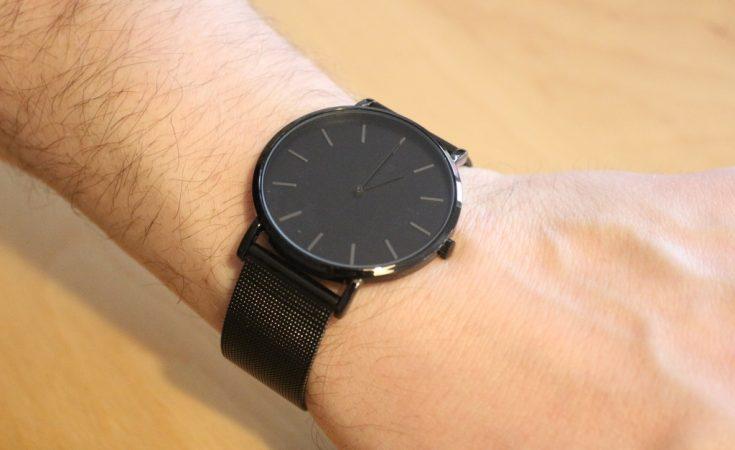 Alienwork IK Colouring black watch