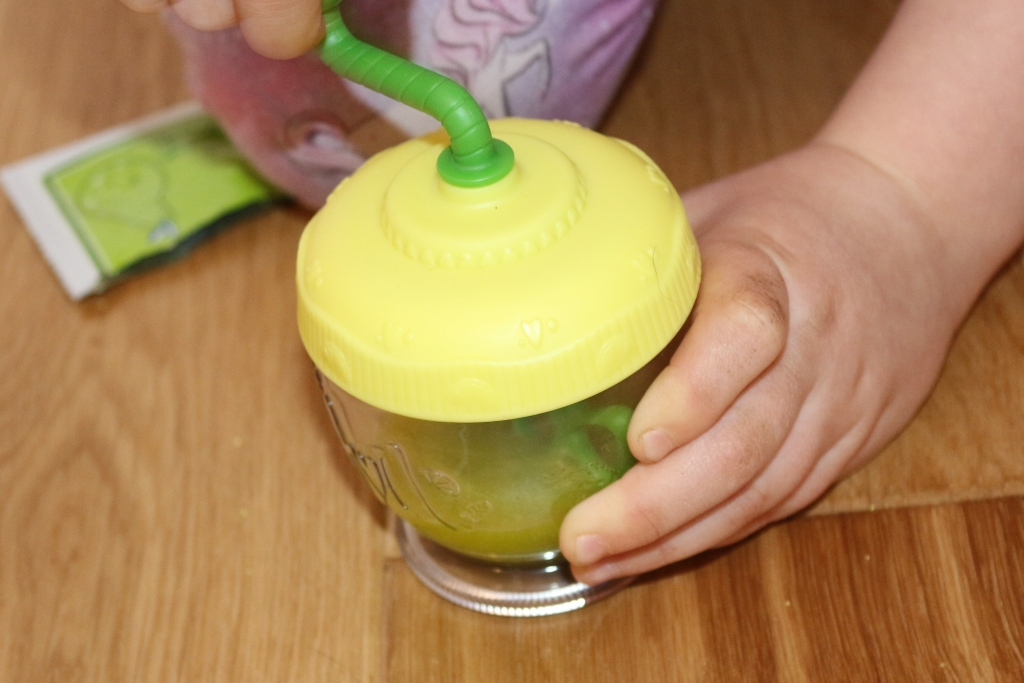 Baby Alive Sweet Spoonfuls Baby Doll food mixer