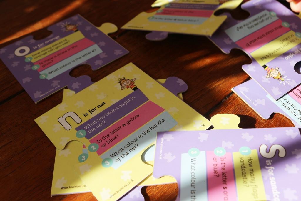 Brainbox Alphabet Jigsaw (33)