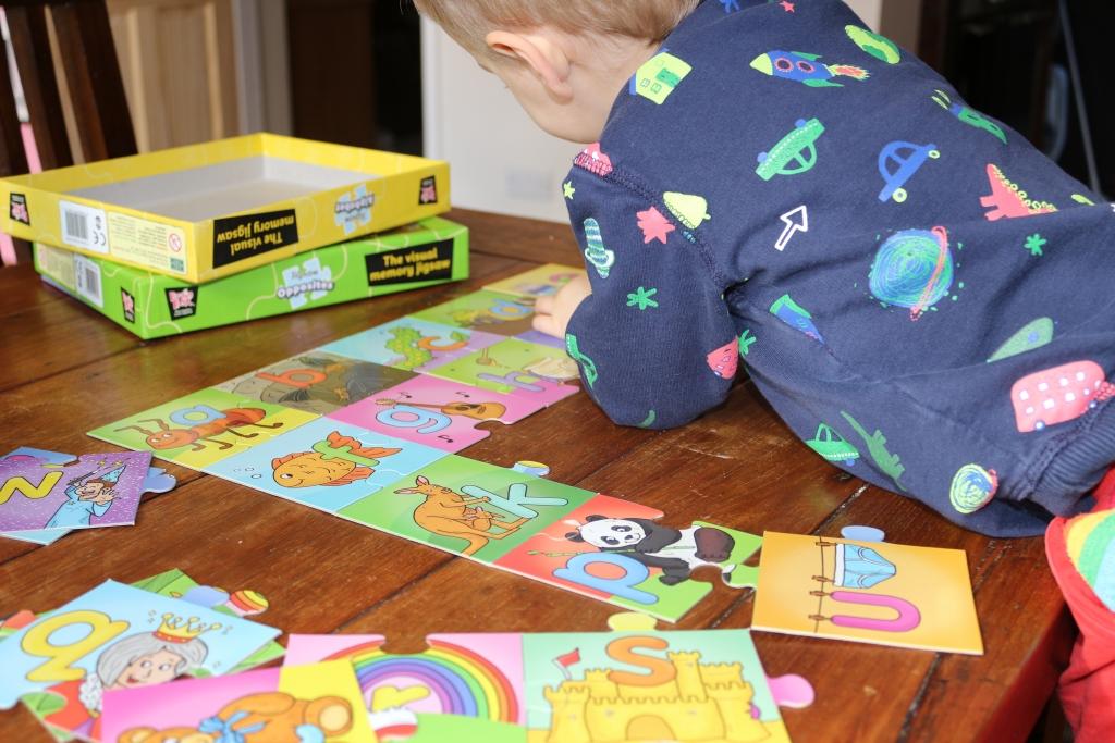 Brainbox Alphabet Jigsaw (7)
