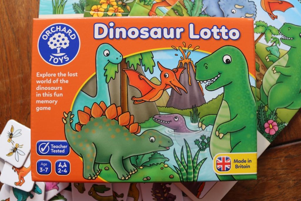Dinosaur Lotto Orchard Toys (4)