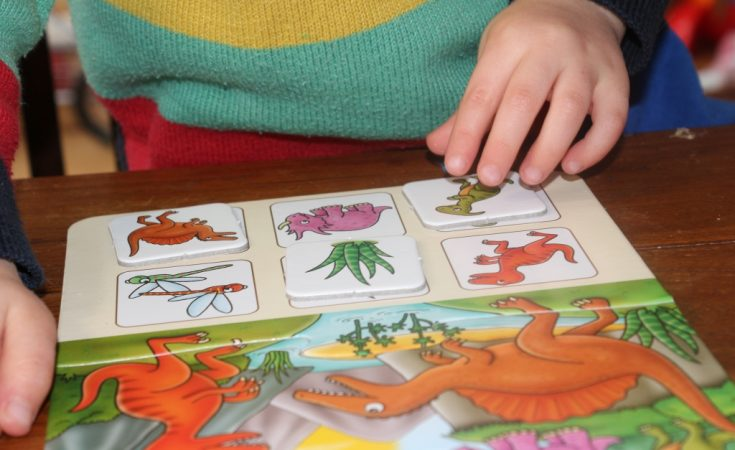 Dinosaur Lotto Orchard Toys (7)