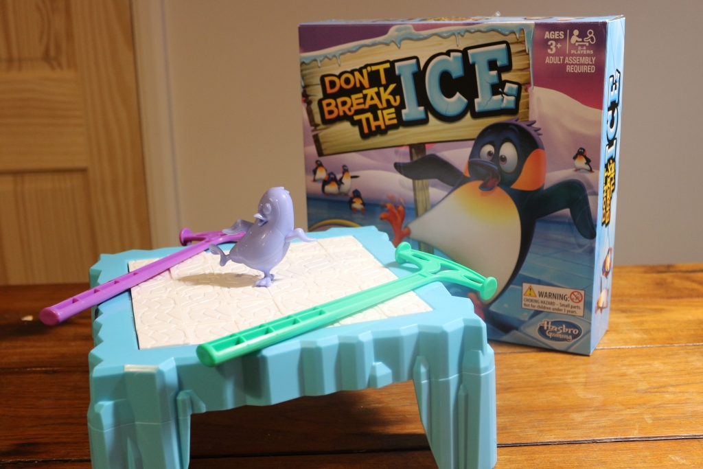 Don't Break The Ice Hasbro: Board games for young kids and families