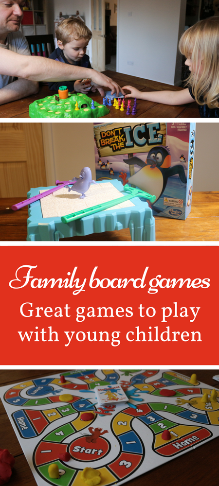 Fancy a family board game evening? Family board games; games to play with young children as a family. Board games you may not have heard of for toddlers and preschoolers to play with reviews. #boardgames #familygames #familyfun #parenting #games #children #kidsgames #ideasforkids