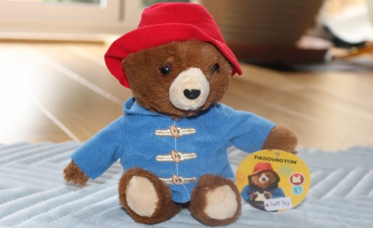 Movie Paddington Plus soft toy 22cm review
