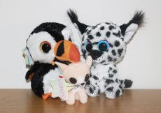 Lumo stars soft toys review Tactic Games