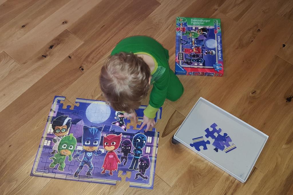 PJ Masks Ravensburger puzzle - PJ Masks Toys