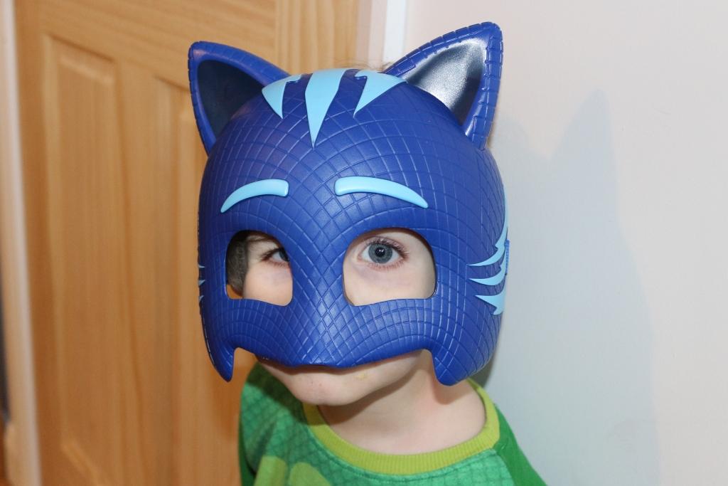 PJ Masks Series 2 - 3D catboy mask