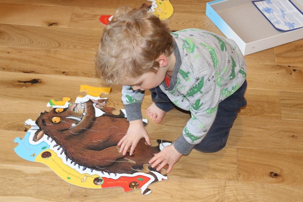 Ravensburger Gruffalo Giant Floor Jigsaw puzzle (8)