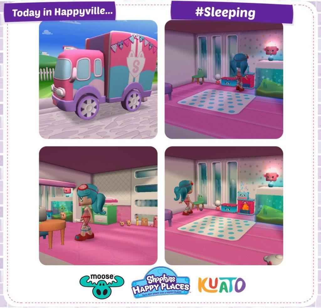 Shopkins Happy Places App