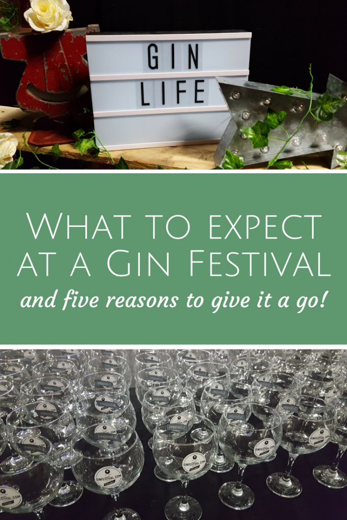 What to expect at a Gin Festival (and five reasons to go to one!). If you like gin, whether you're an amateur enthusiast or a connoisseur, here is what you can expect at a #ginfestival #ginfest #gin #gindrinkers