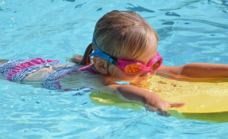 The Best Swimming Aids for Toddlers and Children