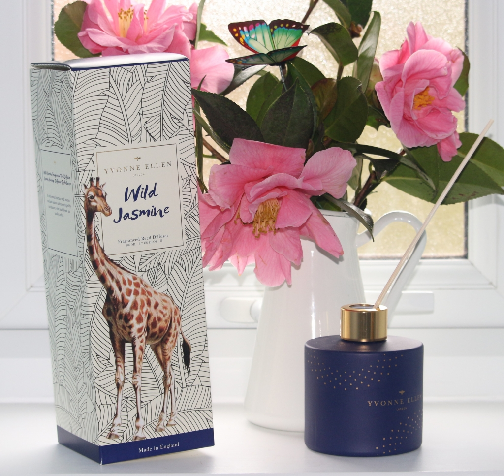 Yvonne Ellen Wax Lyrical scented candles and reed diffusers