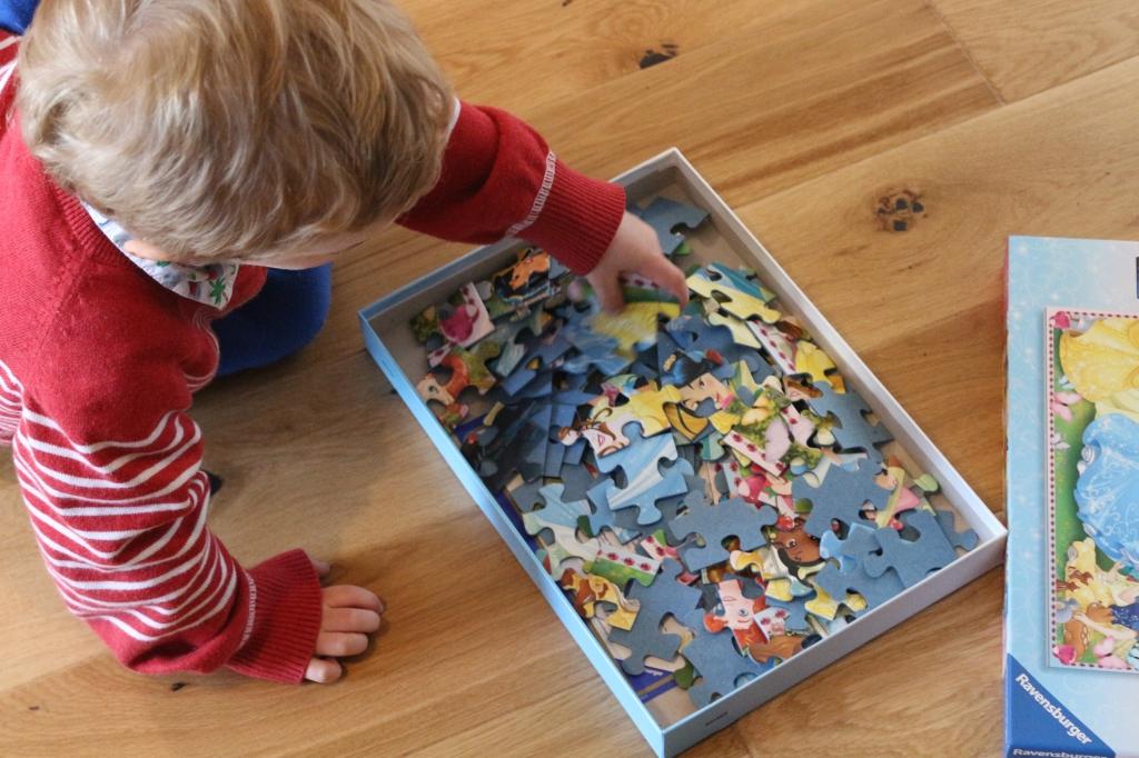 Ravensburger Disney Princess XXL100 piece jigsaw puzzle 6+
