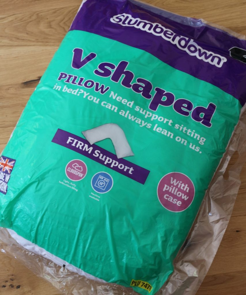V-shaped pregnancy pillow aldi baby and toddler event