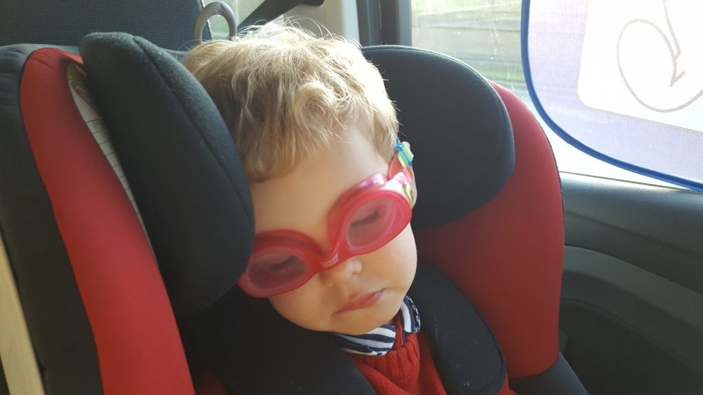 car seat sleep