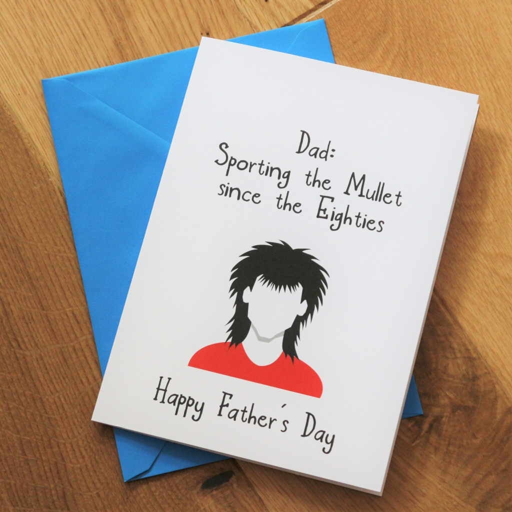Love layla greetings cards for fathers day 20 discount code love layla funny rude and inappropriate greetings cards for fathers day mullet since m4hsunfo
