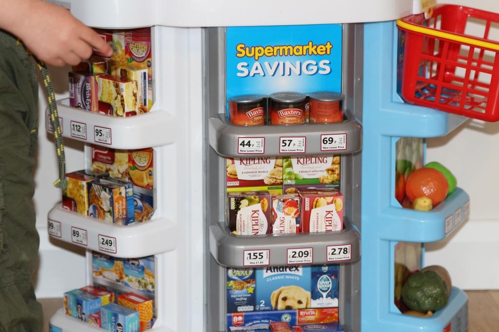 Casdon Self Service Supermarket Checkout (20)