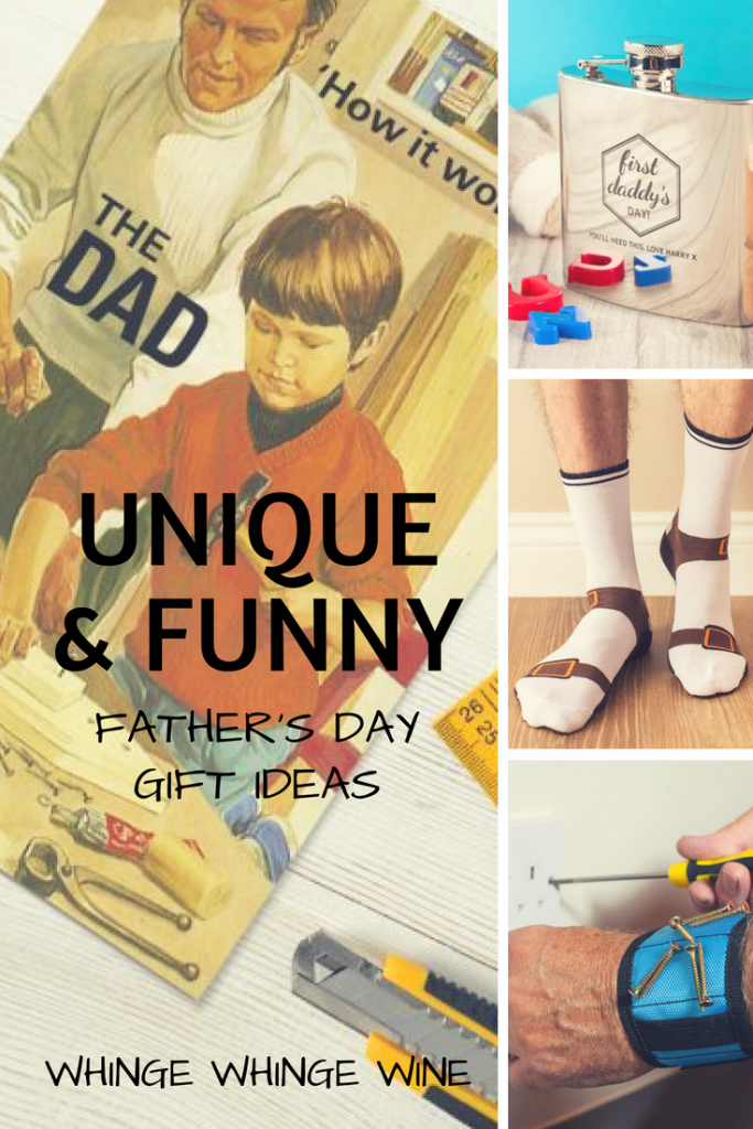 Looking for slightly different and funny ideas for #FathersDay gifts? Here are some of the presents we think your dad, partner or husband would just love.