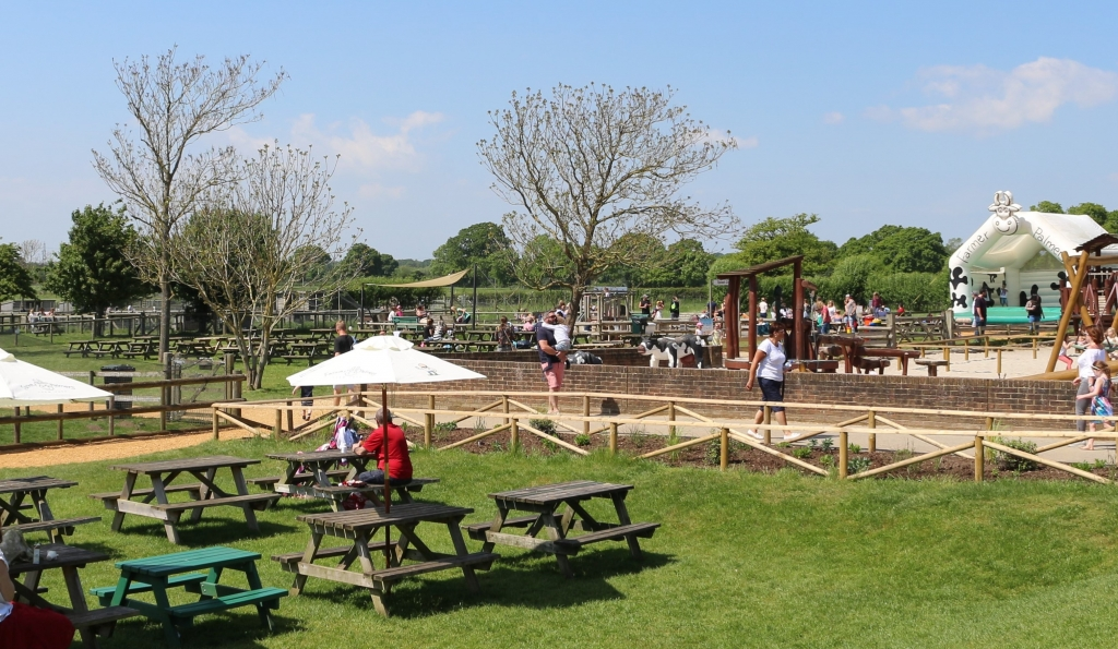 Farmer Palmer's Farm Park: Days out in Dorset