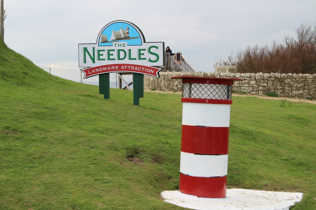 Isle of Wight with children - The Needles