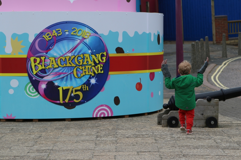 Isle of Wight with children - Blackgang Chine (140)